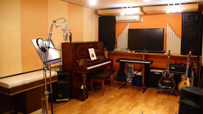 貸しスタジオ2