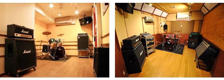 貸しスタジオ1