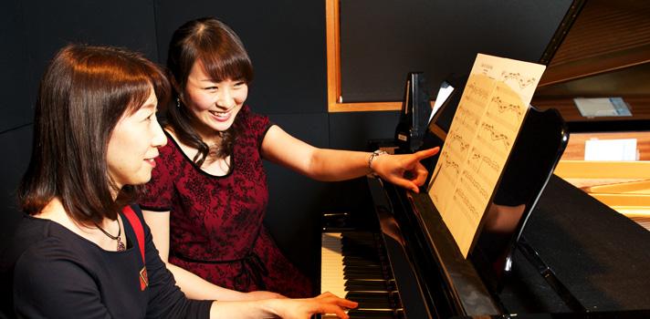 新宿ピアノ教室メイン写真