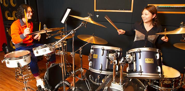 四ッ谷ドラム教室メイン写真